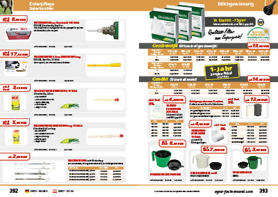 AGRILITE S5EN345 | WAHL Agrar Fachversand