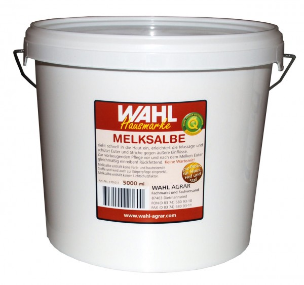 WAHL-Hausmarke Melksalbe weiß