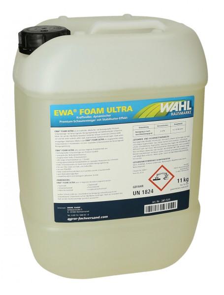 WAHL-Hausmarke FOAM ultra 11,0 kg - Schaumreiniger