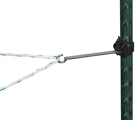 AKO T-Pfosten - Seil-Ecklösung 4 Stück