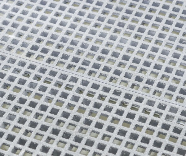 Kerbl Ersatz-GFK-Bodenrost für Kälberbox klein