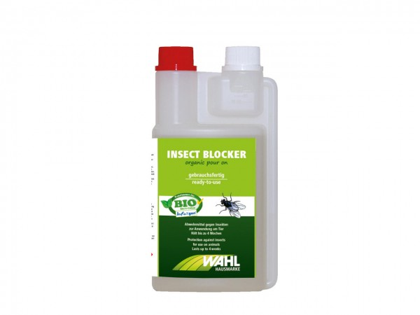 WAHL-Hausmarke Insect Blocker ORGANIC pour on 500ml