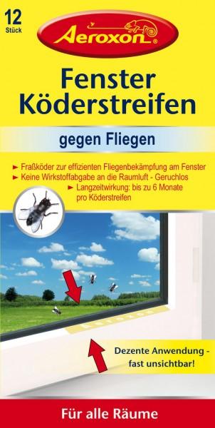 Aeroxon FENSTER-KÖDERSTREIFEN - 'TRANSPARENT'