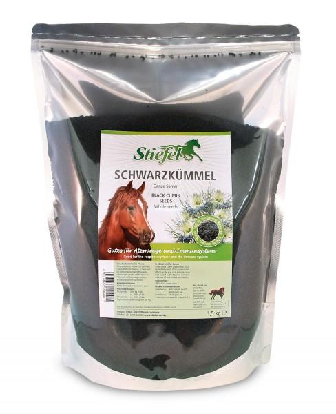 Stiefel Schwarzkümmel Samen 1,5 kg -