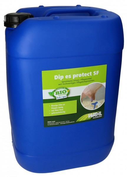 WAHL-Hausmarke Dippmittel DIP es protect SF