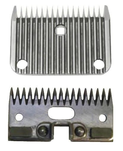 Horizont Schermesser standard, 2,5mm, 35/17