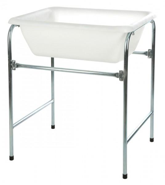 Tischgestell für Spülwanne Economic 65l