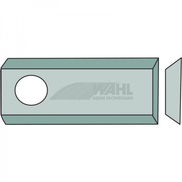 Klinge für Kreiselmähwerk 106x48mm, 25St