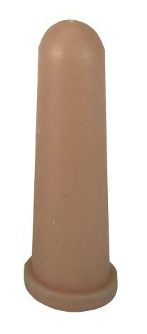 Kerbl Kälberzapfen - Naturkautschuk, kurz