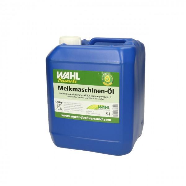 WAHL-Hausmarke Melkmaschinenöl 10 Liter
