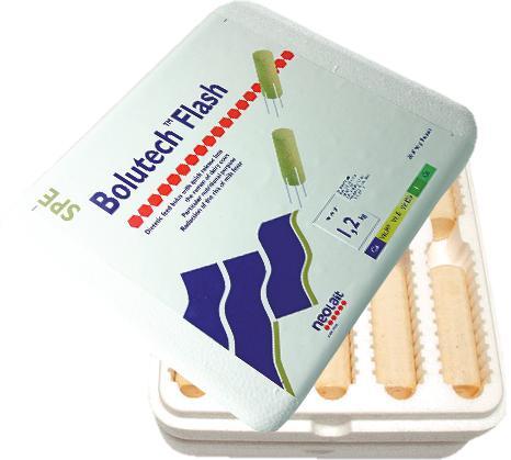 Landmans Best Bolutech Flash Calcium - 20 Boli à 60 g