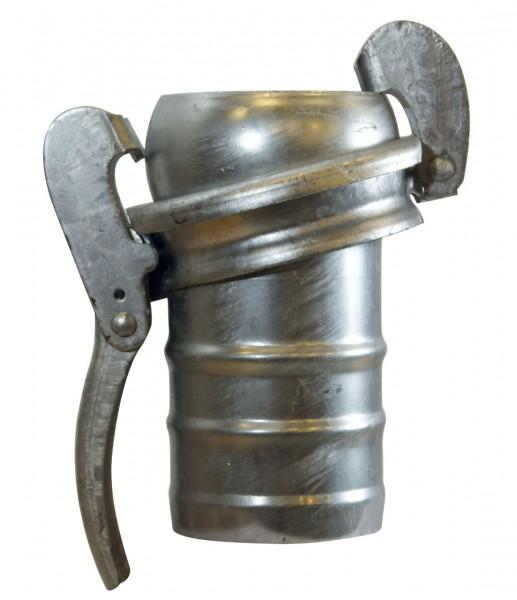 M-Kupplung NW 159mm mit Schlauchtülle