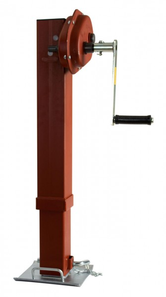 Teleskop-Stützfuß Rohr Ø 110mm