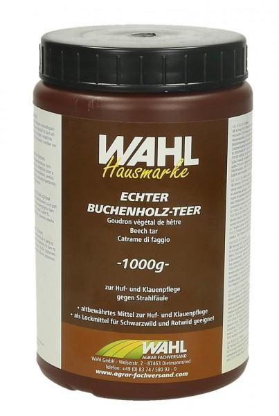 WAHL-Hausmarke Buchenholzteer 1 kg -