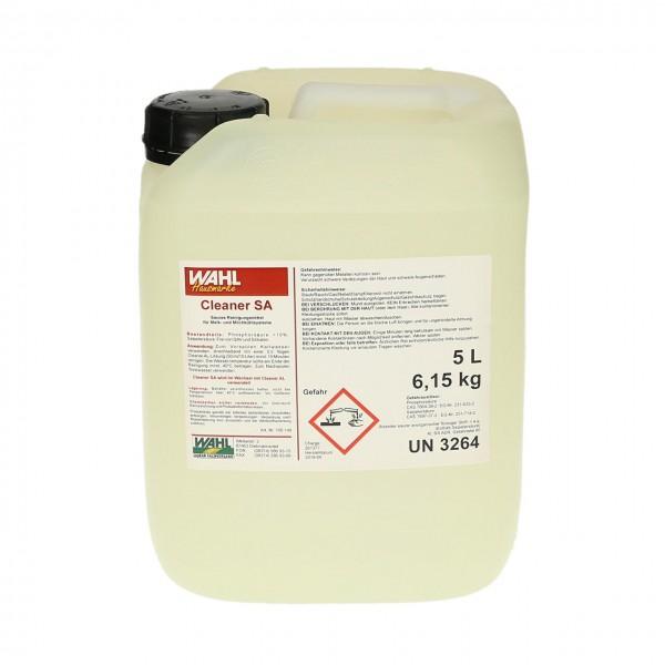 WAHL-Hausmarke Saures Reinigungsmittel, flüssig, 6 kg