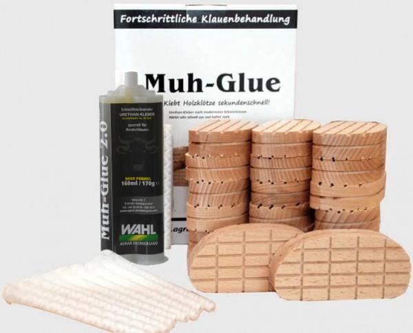 WAHL-Hausmarke MUH-GLUE 2.0 20er-Set - Neue Formel