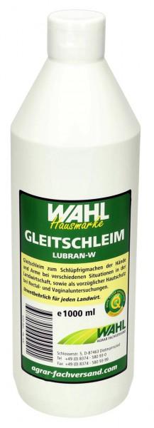 WAHL-Hausmarke Gleitschleim LUBRAN-W 1000 ml