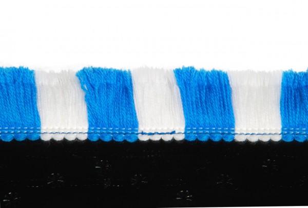FRANSENRIEMEN - 12cm breit - 115cm lang