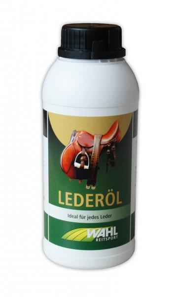WAHL-Hausmarke Lederöl 500 ml