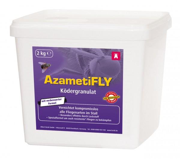 AZAMETIFLY Fliegenködergranulat 2000 g