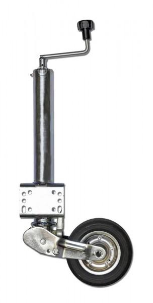 Stützrad 200 x 60, automatisch klappbar
