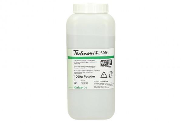 Heraeus-Kulzer Pulver 1000g, für TECHNOVIT 6091