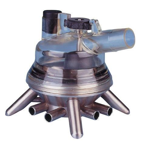 Milchsammelstück - Standard 180ccm kompl