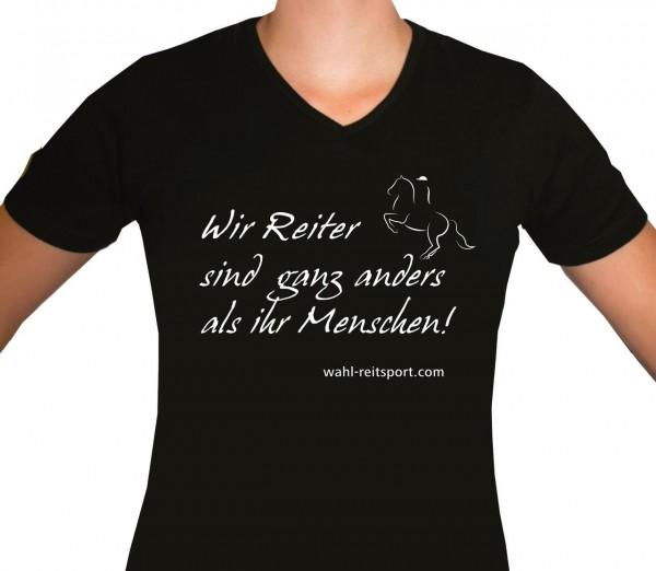 T-Shirt `Wir Reiter....