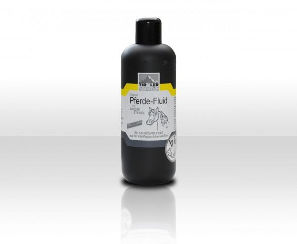 Tiroler Steinöl Pferde-Fluid 500 ml