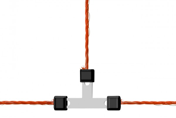 Litzclip Litzen-T-Verbinder 3 mm - ®