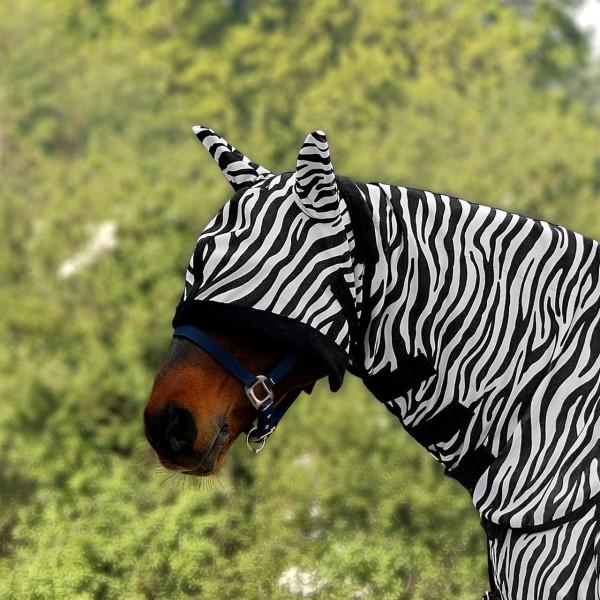 Waldhausen Fliegenmaske Zebra