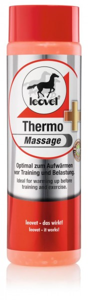 Leovet Thermo-Massage-Gel 500ml